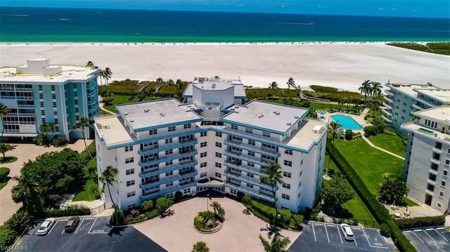 220 Seaview Ct #204, Marco Island, FL 34145 (#220048175) :: Vincent Napoleon Luxury Real Estate