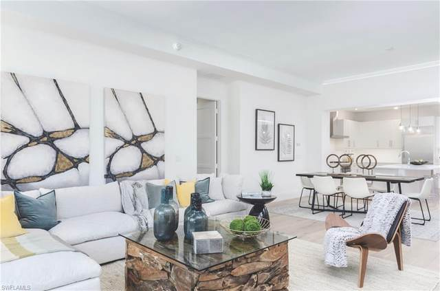 875 6TH Ave S #304, Naples, FL 34102 (#220048176) :: Vincent Napoleon Luxury Real Estate
