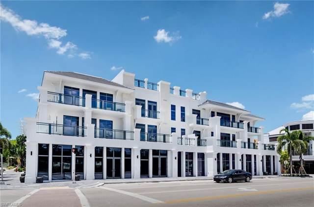 875 6TH Ave S #303, Naples, FL 34102 (#220048177) :: Vincent Napoleon Luxury Real Estate