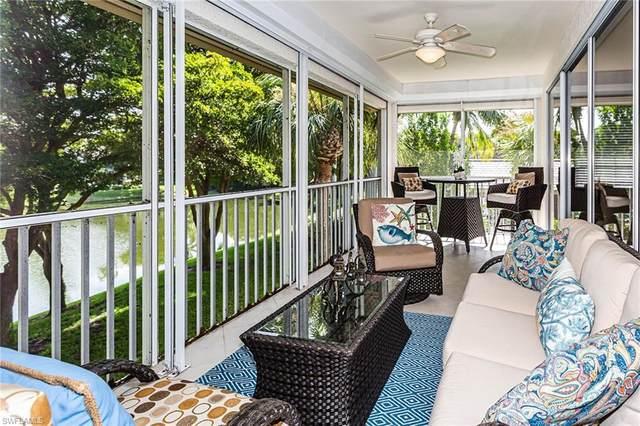 4706 Montego Pointe Way #203, Bonita Springs, FL 34134 (#220048214) :: The Dellatorè Real Estate Group