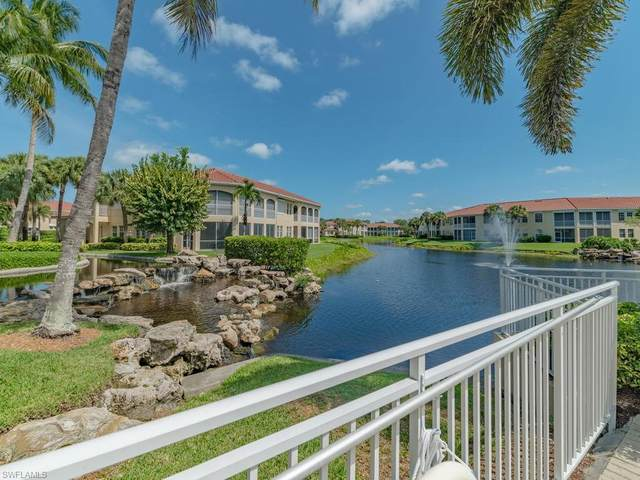 100 Lambiance Cir 1-204, Naples, FL 34108 (#220048272) :: Equity Realty