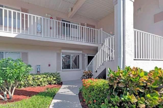 164 Belina Dr 4-401, Naples, FL 34104 (#220048390) :: Caine Luxury Team