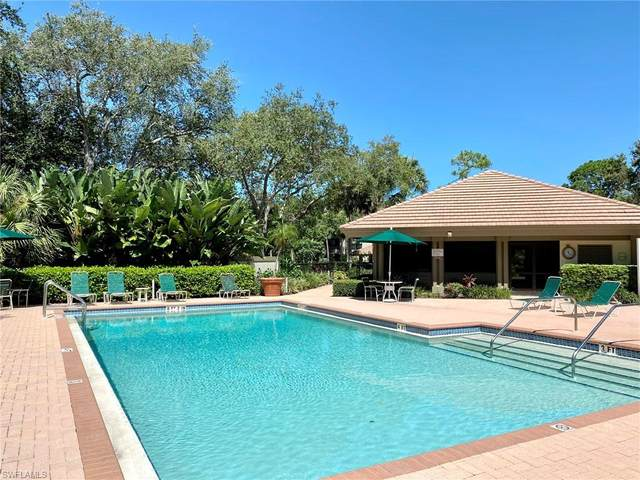 3641 Wild Pines Dr #103, Bonita Springs, FL 34134 (#220048413) :: The Dellatorè Real Estate Group