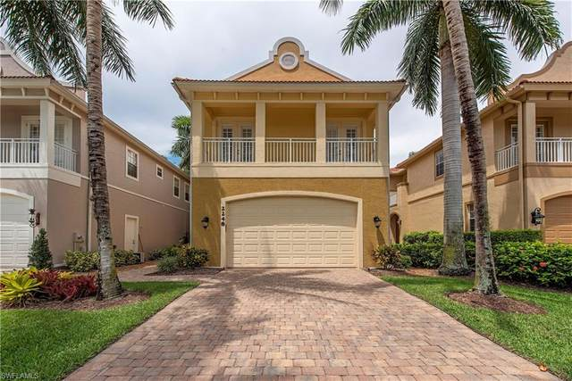 2248 Carter St, Naples, FL 34112 (#220048426) :: The Dellatorè Real Estate Group