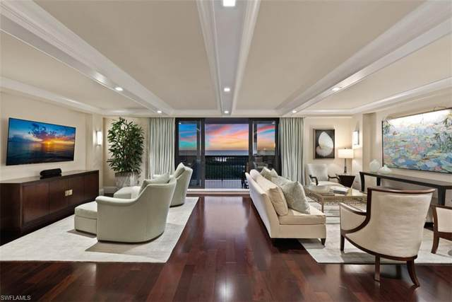 6075 Pelican Bay Blvd #1001, Naples, FL 34108 (#220048496) :: Vincent Napoleon Luxury Real Estate