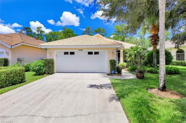 6095 Manchester Pl, Naples, FL 34110 (MLS #220048540) :: Palm Paradise Real Estate