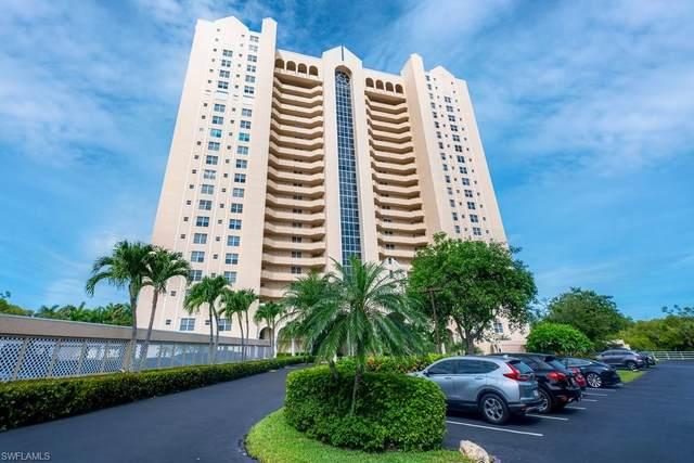 5550 Heron Point Dr #1503, Naples, FL 34108 (#220048547) :: The Dellatorè Real Estate Group