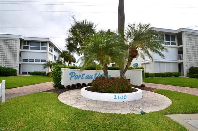 2100 Gulf Shore Blvd N #117, Naples, FL 34102 (MLS #220048564) :: RE/MAX Realty Group