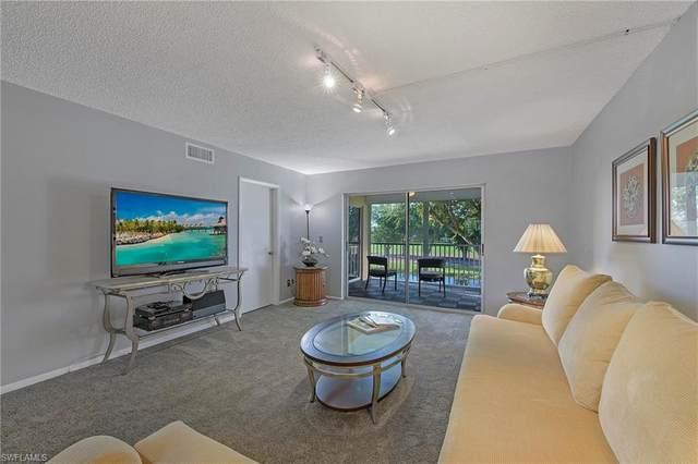 5651 Rattlesnake Hammock Rd 201C, Naples, FL 34113 (MLS #220048682) :: Palm Paradise Real Estate