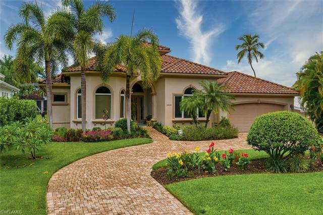 1820 Sandpiper St, Naples, FL 34102 (MLS #220048996) :: RE/MAX Realty Group