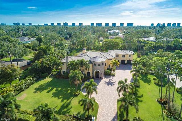 663 Hickory Rd, Naples, FL 34108 (#220048998) :: Equity Realty