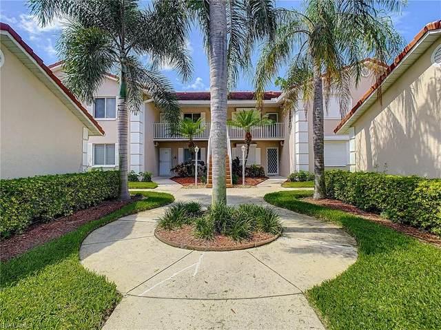 6900 Dennis Cir J-205, Naples, FL 34104 (MLS #220049000) :: Clausen Properties, Inc.