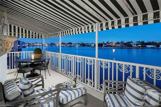 4000 Gulf Shore Blvd N #400, Naples, FL 34103 (#220049019) :: We Talk SWFL
