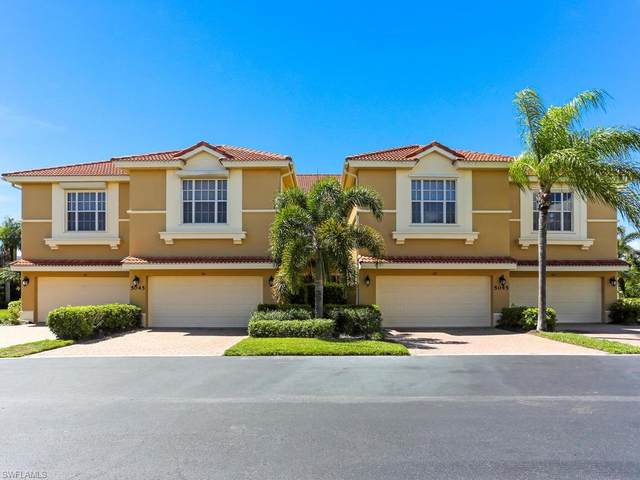 5045 Blauvelt Way #201, Naples, FL 34105 (MLS #220049093) :: The Naples Beach And Homes Team/MVP Realty