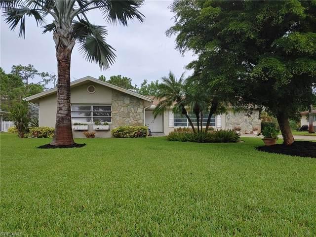 267 Cypress Way W, Naples, FL 34110 (MLS #220049196) :: Palm Paradise Real Estate