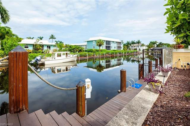 1150 Clam Ct #4, Naples, FL 34102 (#220049400) :: The Dellatorè Real Estate Group