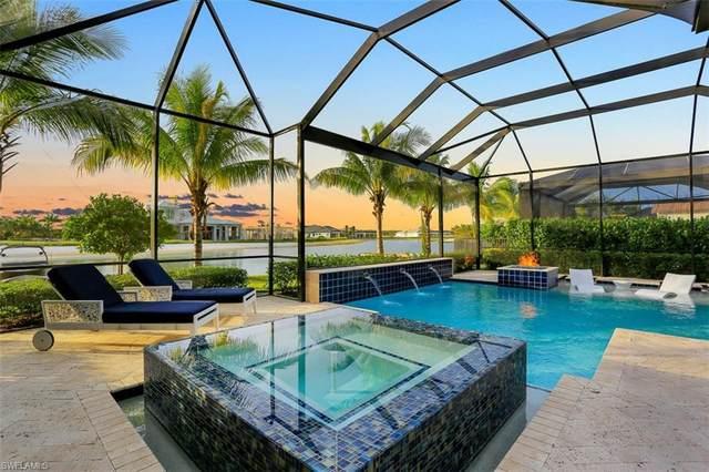 10510 Via Torino Way, Miromar Lakes, FL 33913 (MLS #220049566) :: Florida Homestar Team