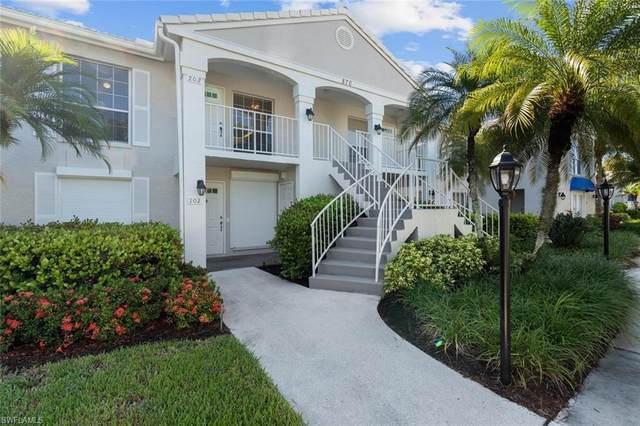 870 Gulf Pavilion Dr #202, Naples, FL 34108 (MLS #220049728) :: Kris Asquith's Diamond Coastal Group