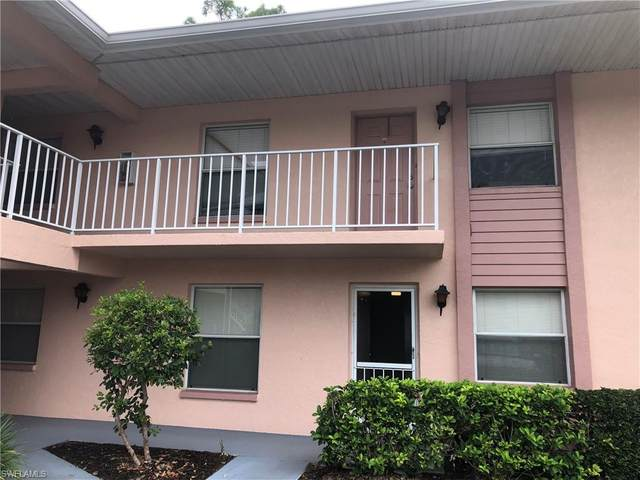 1350 Churchill Cir L-102, Naples, FL 34116 (#220049867) :: Equity Realty