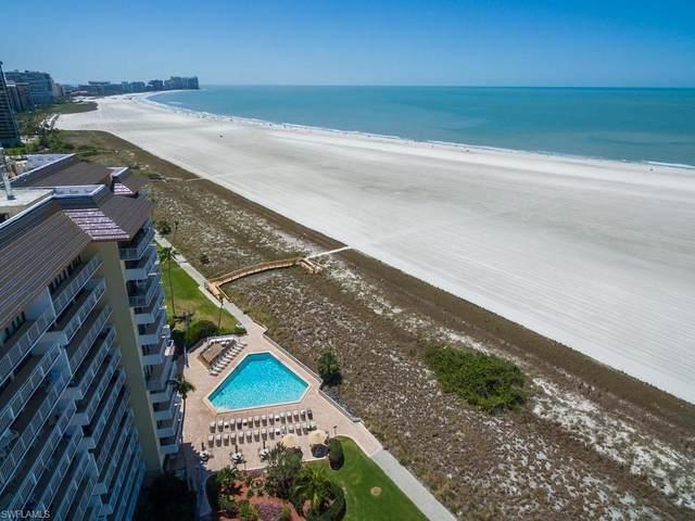 180 Seaview Ct #1100, Marco Island, FL 34145 (MLS #220049877) :: NextHome Advisors