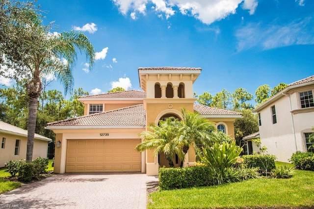 12735 Aviano Dr, Naples, FL 34105 (#220049937) :: The Dellatorè Real Estate Group