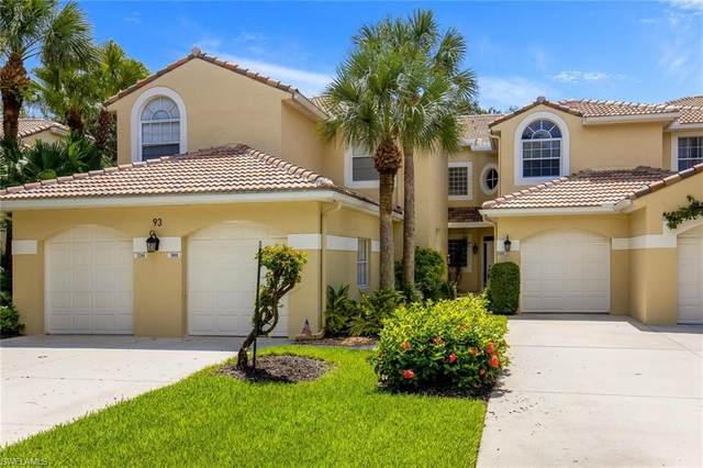 93 Silver Oaks Cir #3101, Naples, FL 34119 (#220050005) :: The Dellatorè Real Estate Group