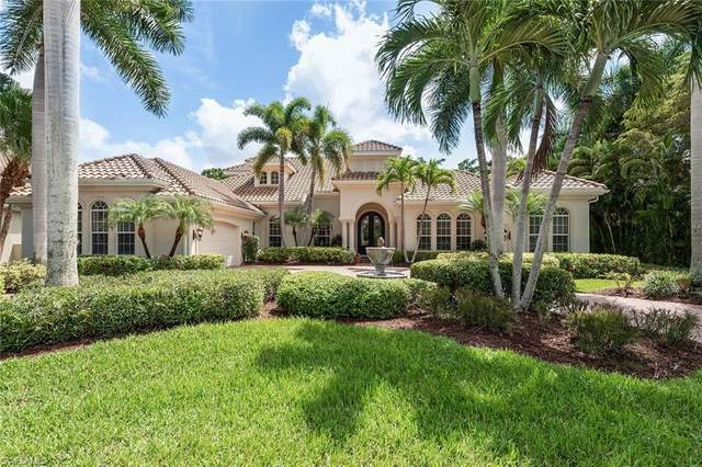 219 Audubon Blvd, Naples, FL 34110 (#220050190) :: Equity Realty