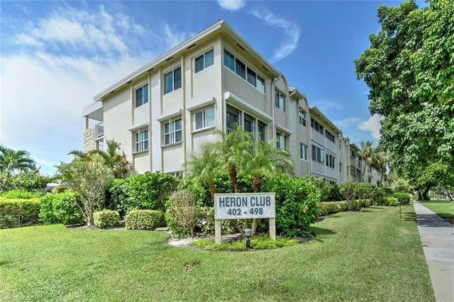 440 Broad Ave S H-440, Naples, FL 34102 (#220050385) :: Equity Realty