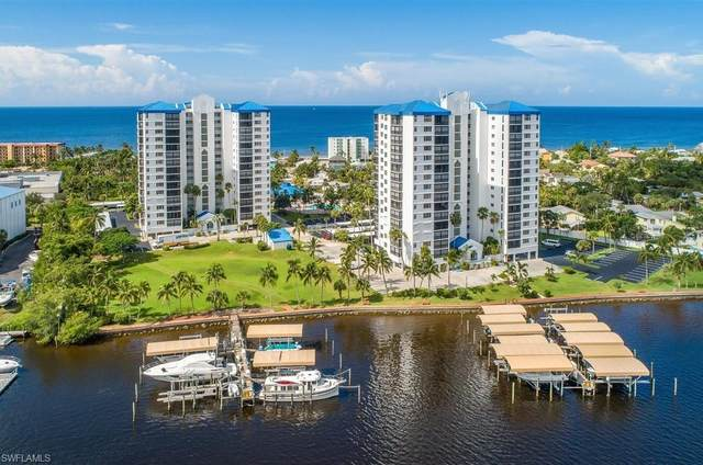 4753 Estero Blvd #204, Fort Myers Beach, FL 33931 (#220050492) :: The Dellatorè Real Estate Group