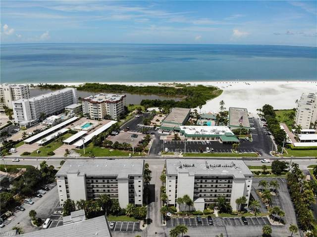 6895 Estero Blvd #564, Fort Myers Beach, FL 33931 (MLS #220050668) :: Eric Grainger | Engel & Volkers