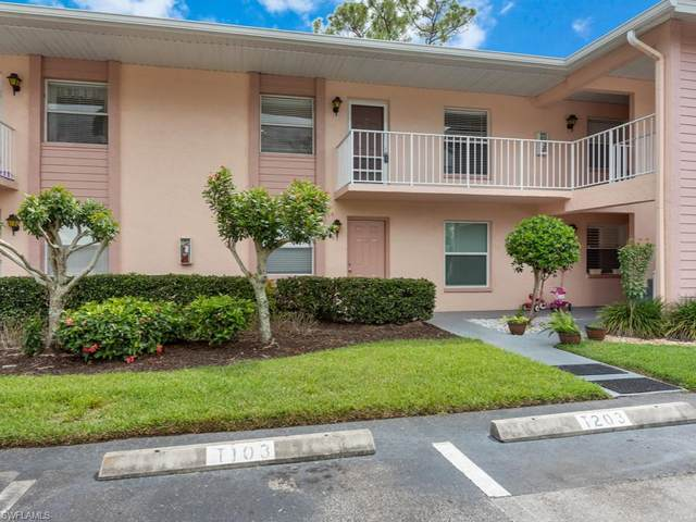 1462 Churchill Cir T-203, Naples, FL 34116 (#220050690) :: Equity Realty