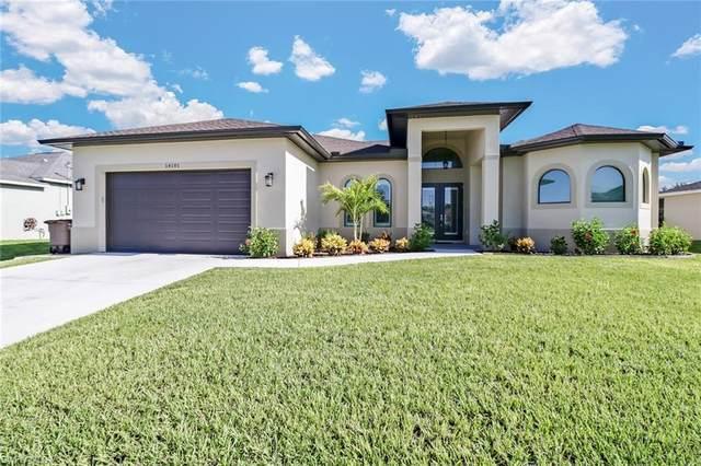 14101 Cerrito St, Fort Myers, FL 33905 (#220050709) :: Jason Schiering, PA