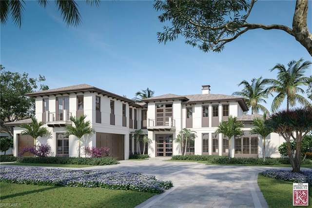 520 Yucca Rd, Naples, FL 34102 (#220050803) :: The Dellatorè Real Estate Group