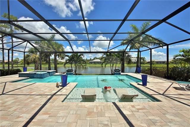 2103 Antigua Ln, Naples, FL 34120 (#220050830) :: Equity Realty