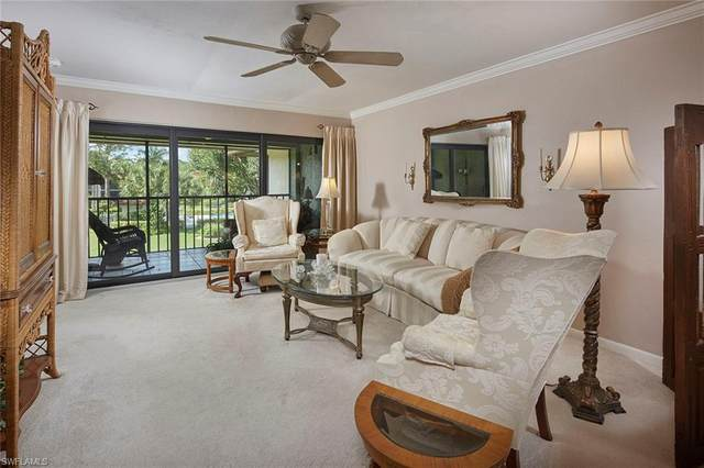 4955 Pepper Cir B-204, Naples, FL 34113 (MLS #220050892) :: The Naples Beach And Homes Team/MVP Realty