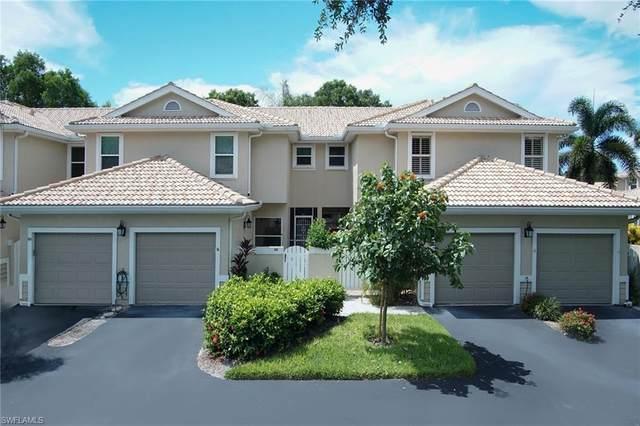 419 Emerald Bay Cir B7, Naples, FL 34110 (#220051041) :: Southwest Florida R.E. Group Inc