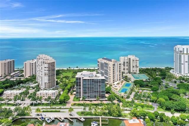 4031 Gulf Shore Blvd N Ph-14F, Naples, FL 34103 (MLS #220051060) :: Clausen Properties, Inc.