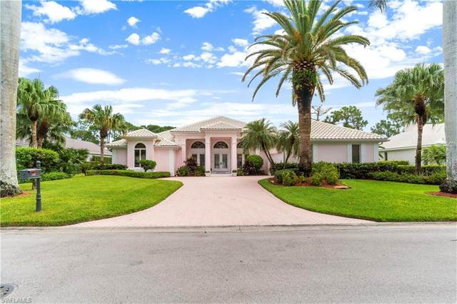 720 Saint Georges Ct, Naples, FL 34110 (#220051348) :: Equity Realty