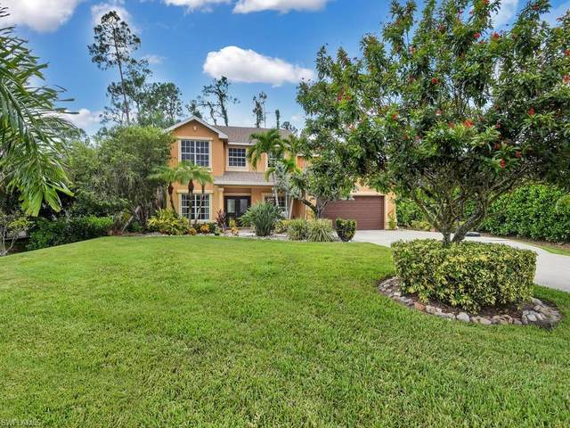 5891 Waxmyrtle Way, Naples, FL 34109 (#220051350) :: Jason Schiering, PA