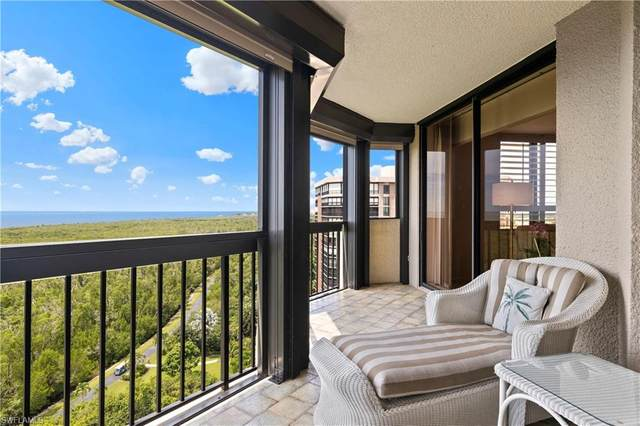 6001 Pelican Bay Blvd #1202, Naples, FL 34108 (MLS #220051450) :: Clausen Properties, Inc.