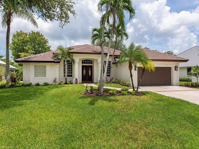 2025 Mission Dr, Naples, FL 34109 (#220051462) :: Equity Realty