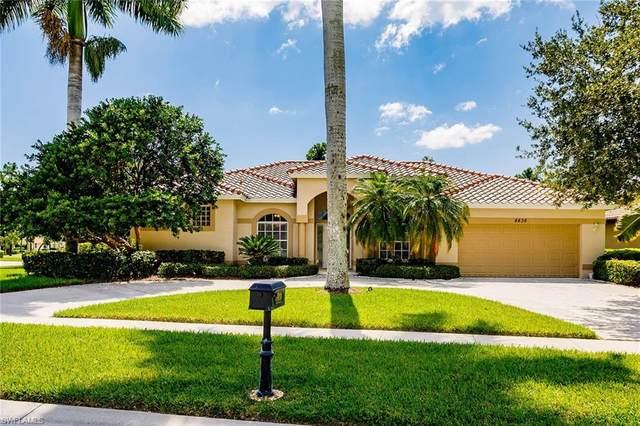 8836 Lely Island Cir, Naples, FL 34113 (#220051465) :: The Dellatorè Real Estate Group