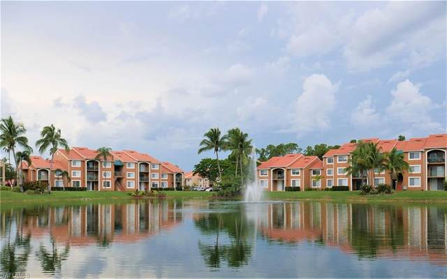 1260 Wildwood Lakes Blvd #206, Naples, FL 34104 (#220051481) :: Southwest Florida R.E. Group Inc
