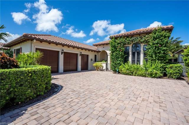 2199 Residence Cir, Naples, FL 34105 (#220051656) :: Equity Realty