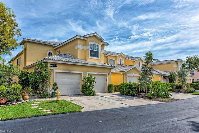 1285 Sweetwater Cv #2101, Naples, FL 34110 (MLS #220051689) :: Florida Homestar Team