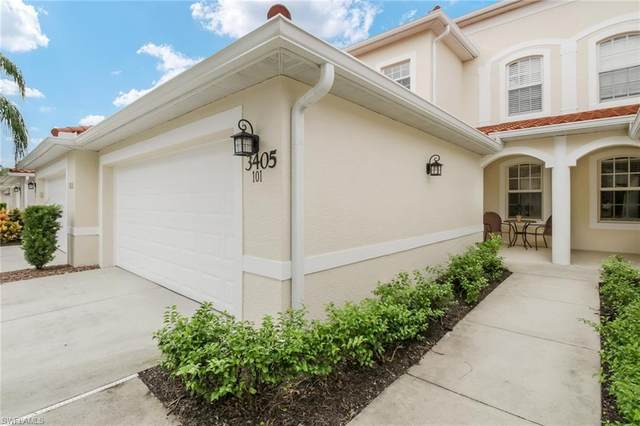 3405 Grand Cypress Dr. Dr #101, Naples, FL 34119 (#220051903) :: Equity Realty