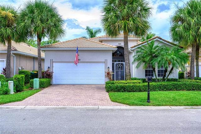 263 Glen Eagle Cir, Naples, FL 34104 (#220051979) :: Equity Realty