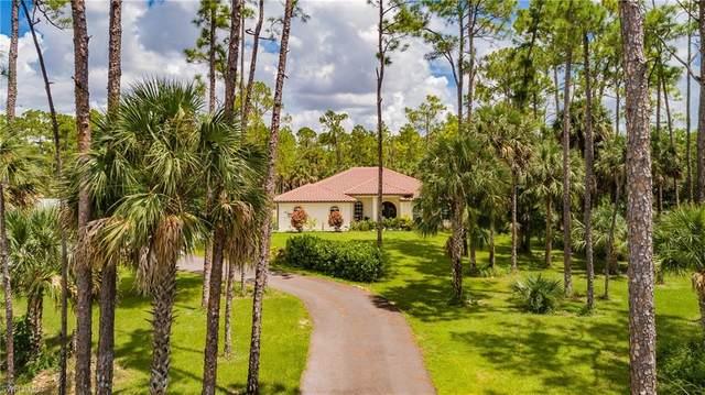 5245 Green Blvd, Naples, FL 34116 (#220052164) :: The Dellatorè Real Estate Group