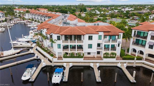 1530 Fifth Ave C-312, Naples, FL 34102 (#220052342) :: Southwest Florida R.E. Group Inc