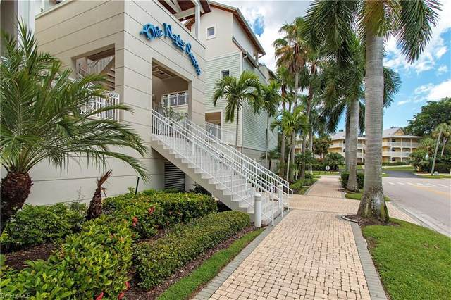 1001 10th Ave S #104, Naples, FL 34102 (MLS #220052391) :: Eric Grainger | Engel & Volkers
